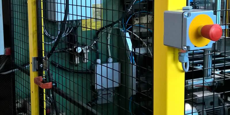 Adeguamento macchine e linee di produzione